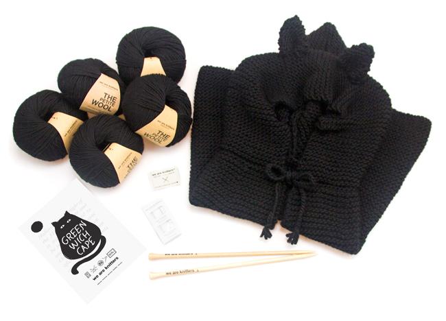 Kit fai da te We Are Knitters