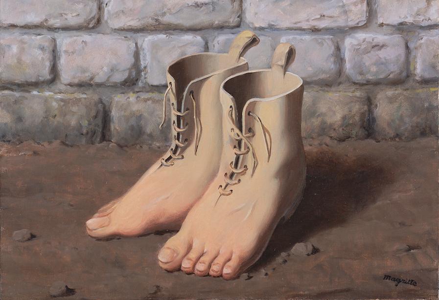 Magritte, Broodthaers, Musei Reali