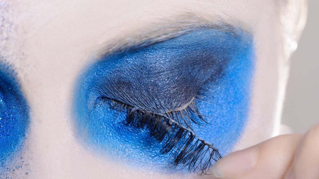 come rimuovere il make up