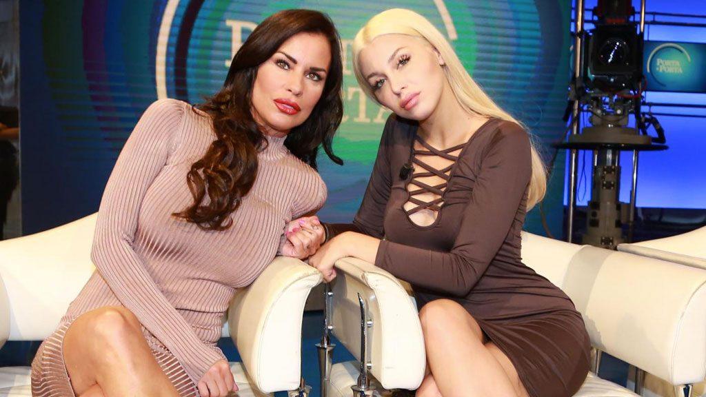 Antonella Mosetti e Asia Nuccettelli