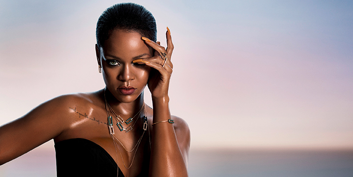 Riri Rihanna Loves Chopard