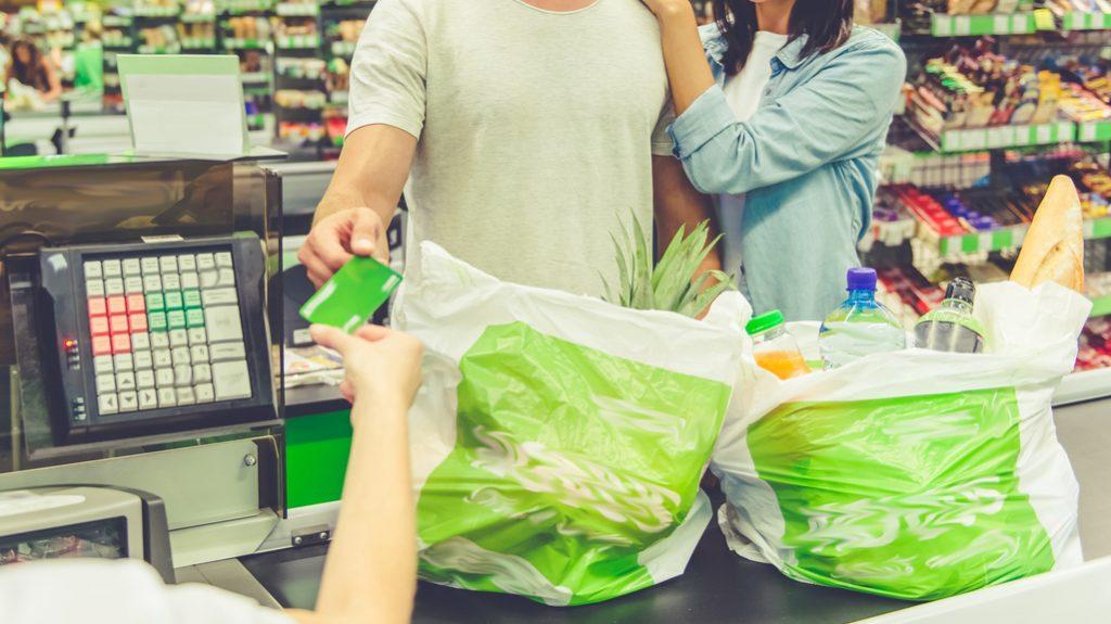 sacchetti per la spesa