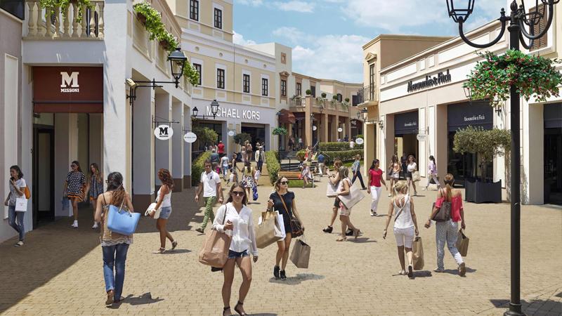 Sicilia Outlet Village: shopping attrazione turistica