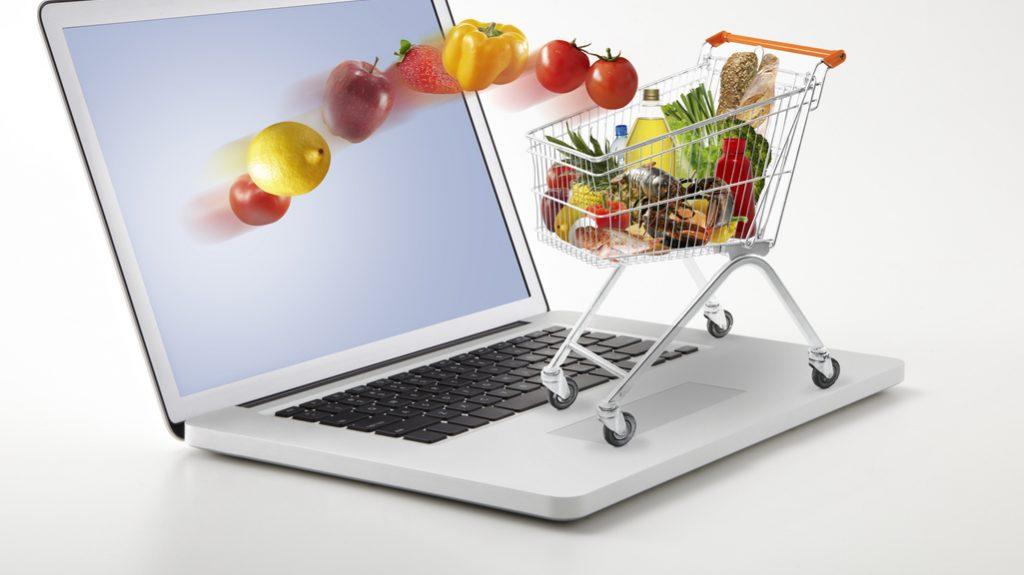 Spesa online nemica della forma fisica