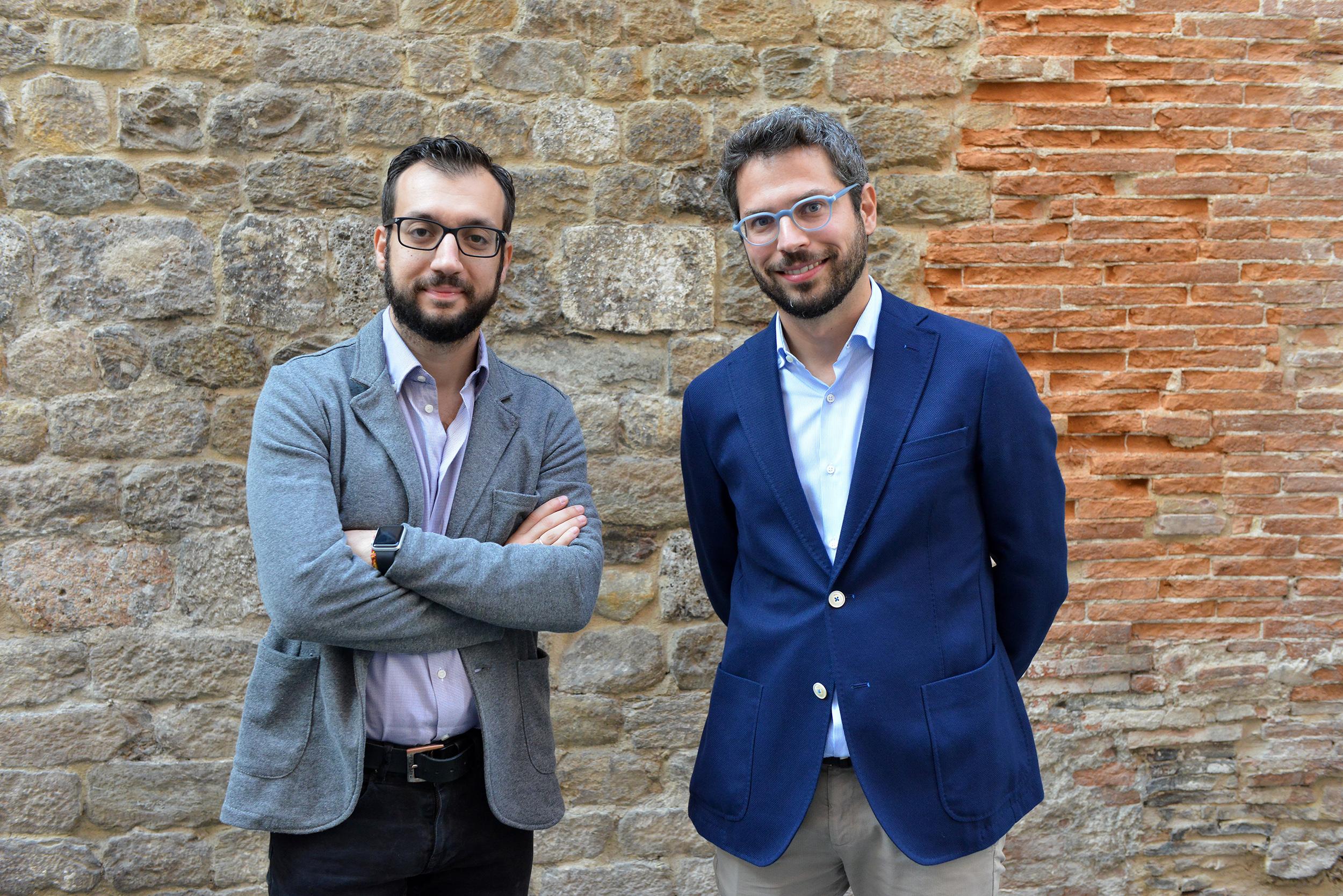 Simone Cosimi e Alberto Rossetti: Alberto Rossetti (credit: Nicola Gronchi)