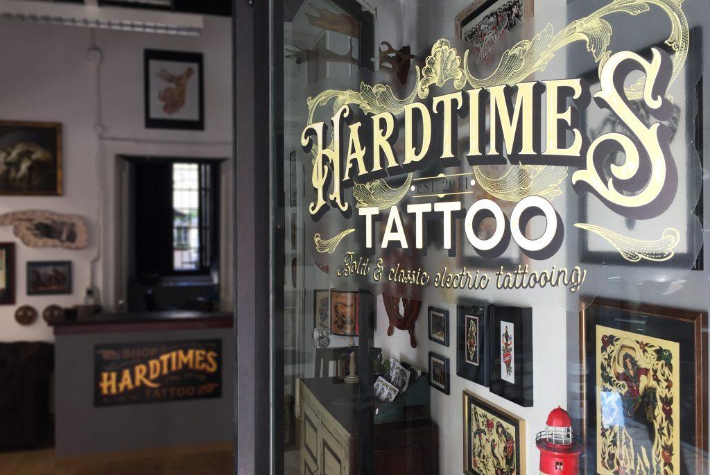 Hardtimes Tattoo, la passione è tradizionale