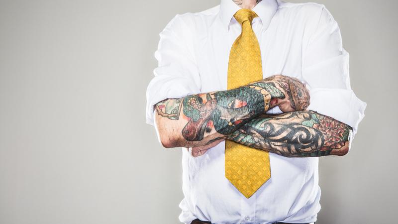 Tattoo, è boom soprattutto tra gli over 50