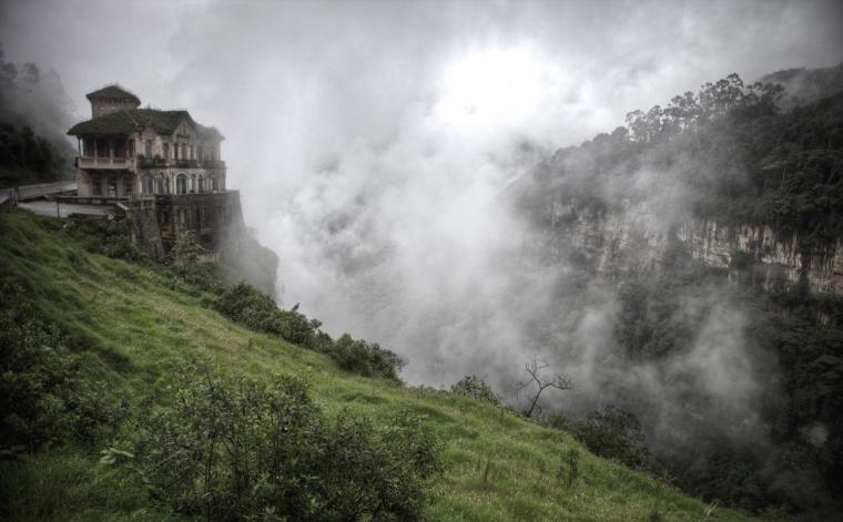 I 10 hotel più spettrali del mondo