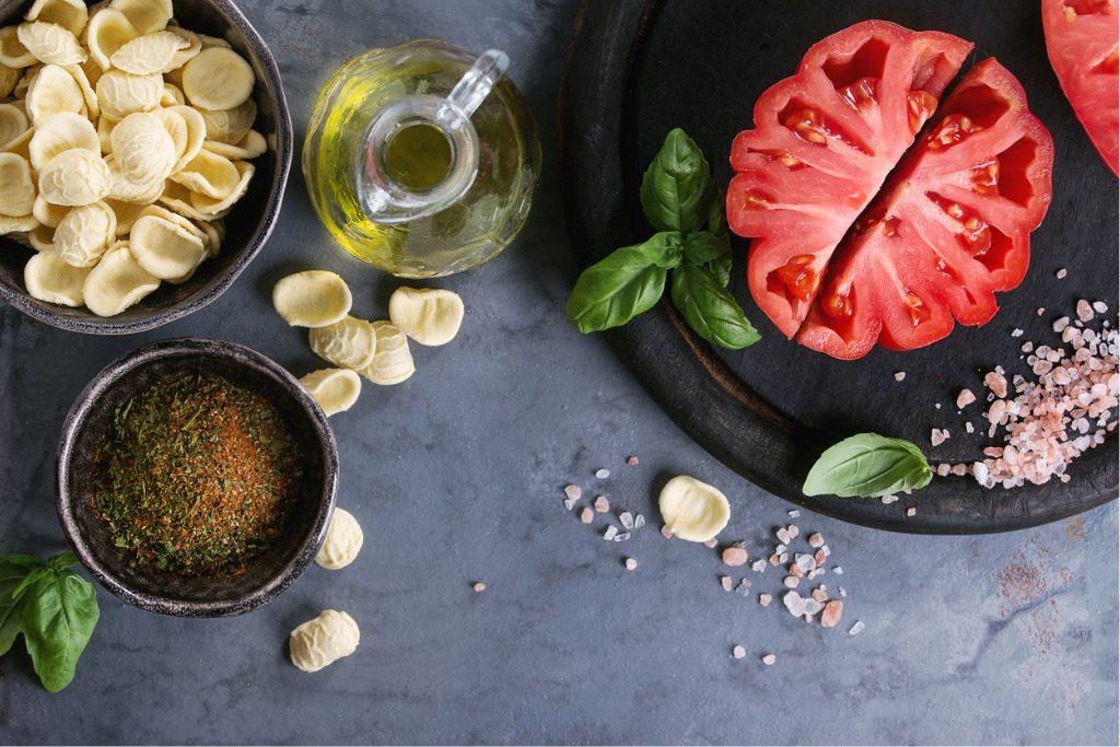 Orecchiette alle verdure, la pasta veg di fine stagione