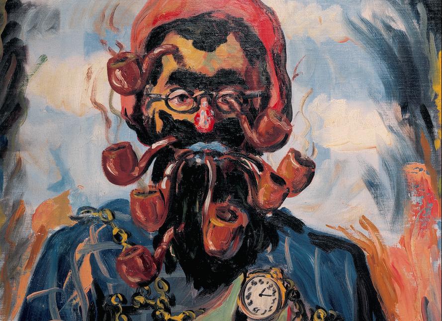 Magritte, Stropiat, Musei reali