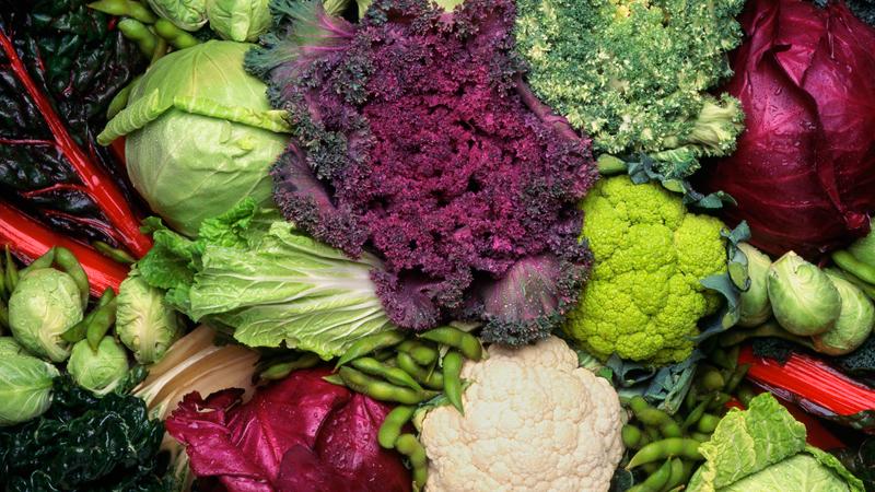Spinaci, cavoli e broccoli fanno bene al cuore