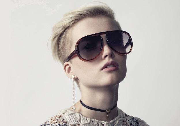 Signature sunglasses: le lenti da sole sono iconiche