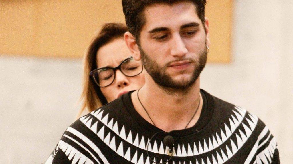Aida Yespica e Jeremias Rodriguez: il bacio c'è stato?