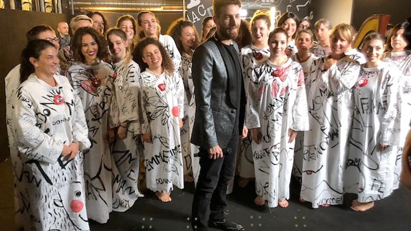 Lorenzo Licitra, ugola d'oro illumina il palco di X Factor