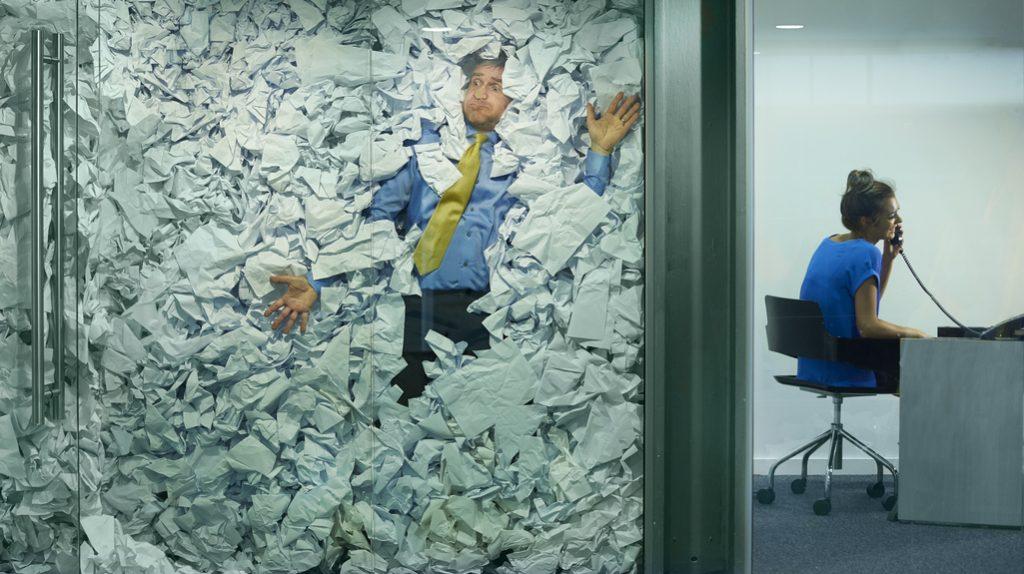 Workaholic o sbruffone? Tipi di colleghi in ufficio
