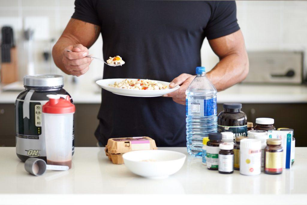 dieta del rugbista