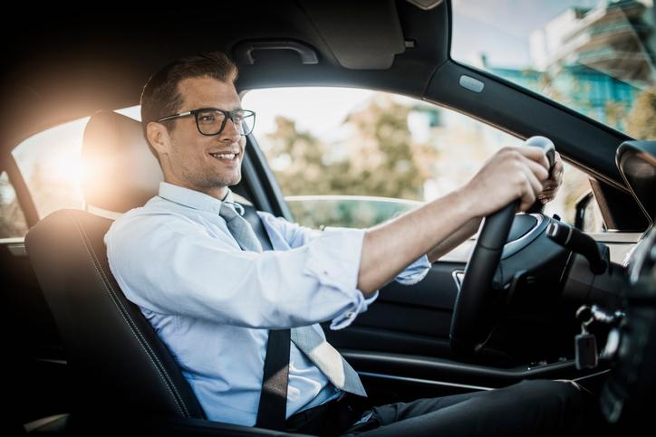 lenti per la guida