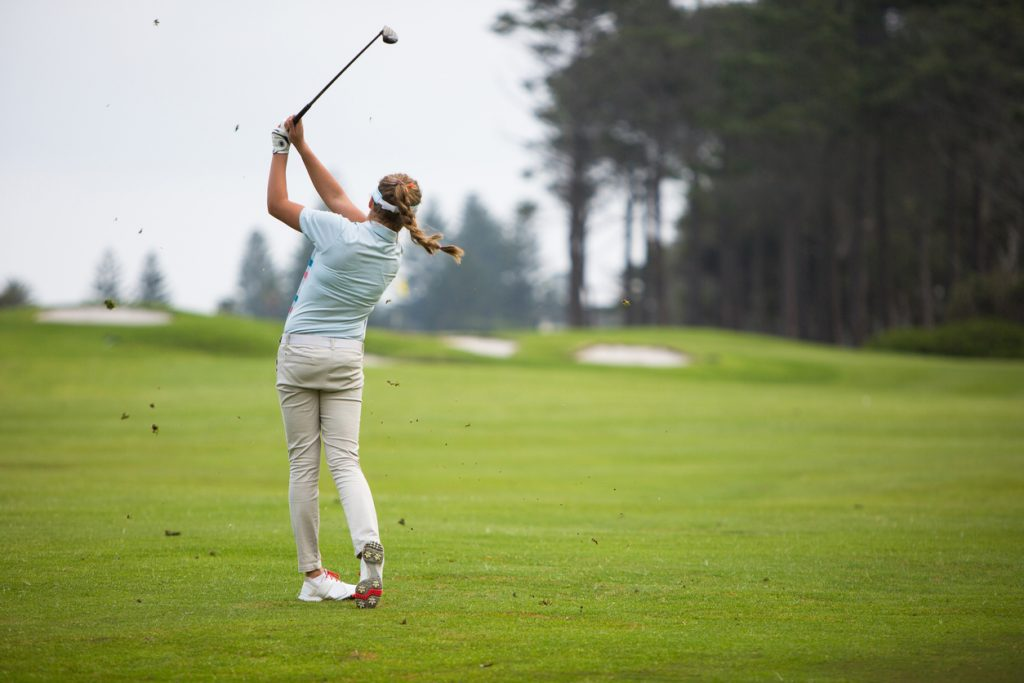 I green italiani piacciono ai golfisti stranieri