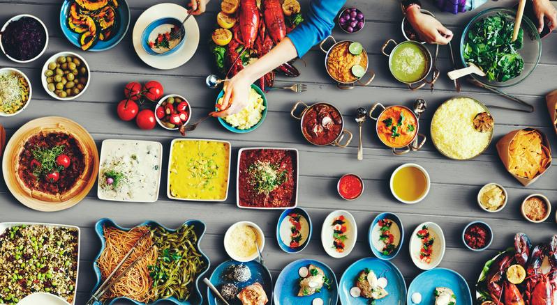 cucina internazionale