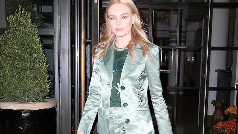 Kate Bosworth: l'outfit urla voglia di primavera