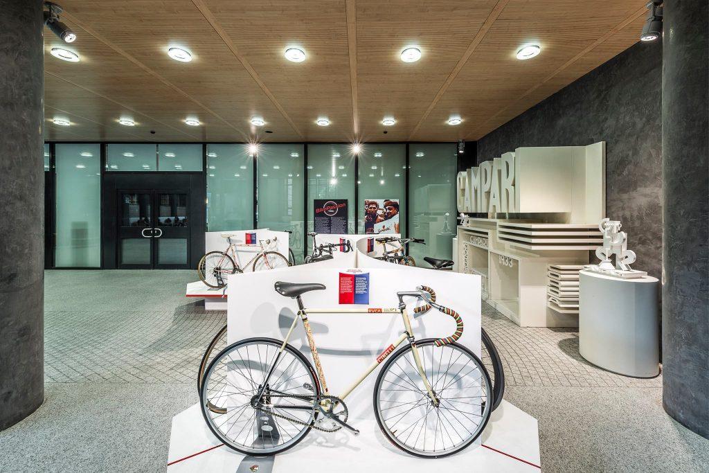 Bike passion: Campari e le due ruote