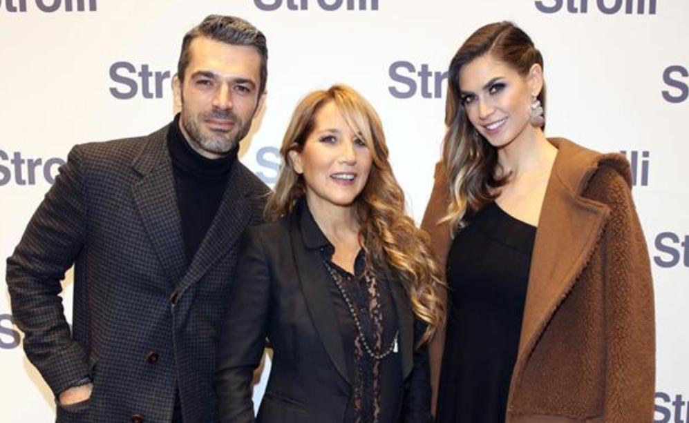 Luca Argentero, Jo Squillo, Melissa Satta