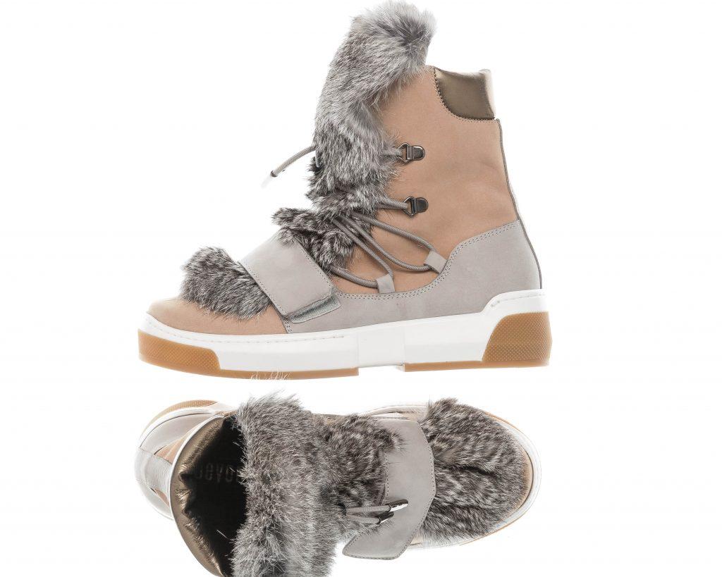 Winter sneaker: per affrontare i rigori (dell'inverno)