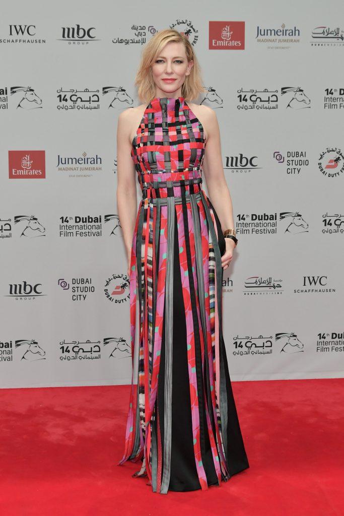 Cate Blanchett: 2017 Dubai International Film Festival - Day 1