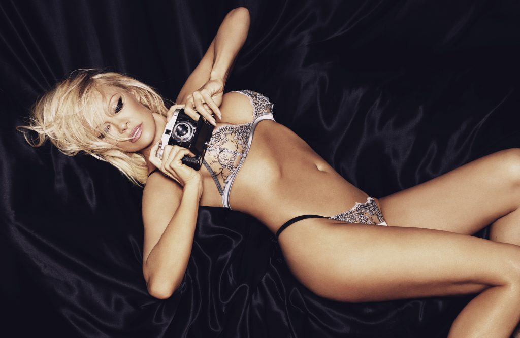 L'intimo di Pamela Anderson