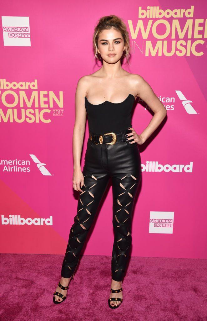 Selena Gomez in Versace