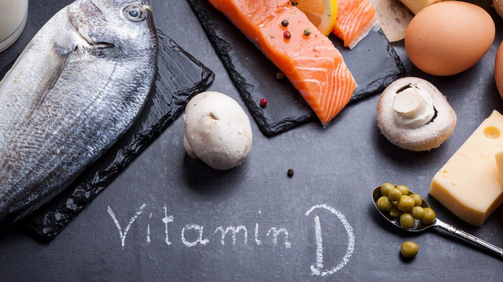 Vitamina D: 4 alimenti per dare slancio alla passione