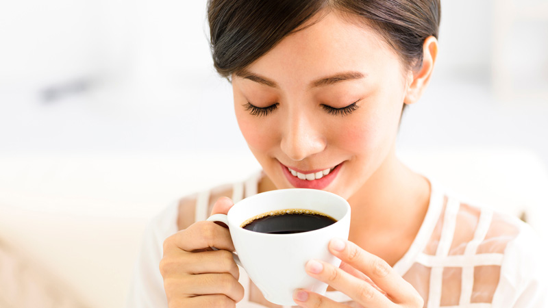 Quattro caffé al giorno allungano la vita