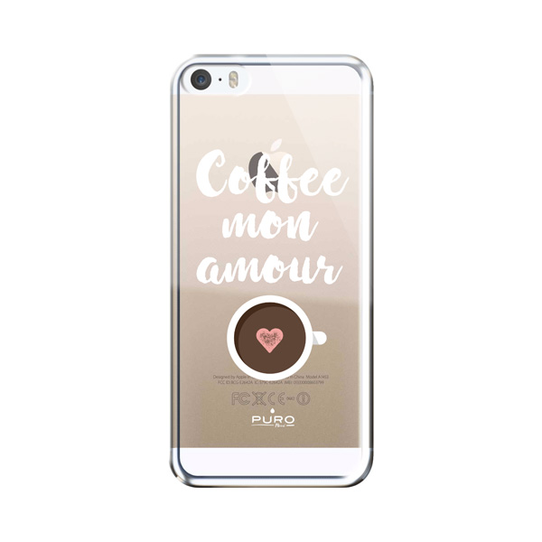 Cover Coffee Addicted Puro
