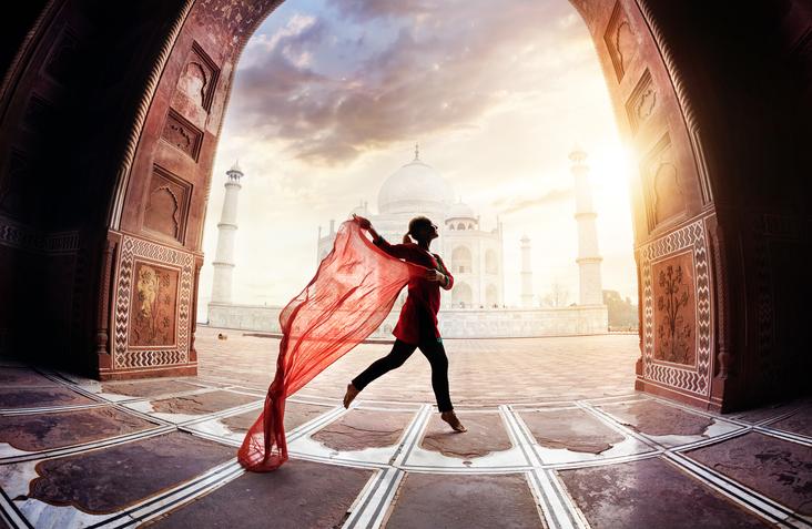 Danza in India