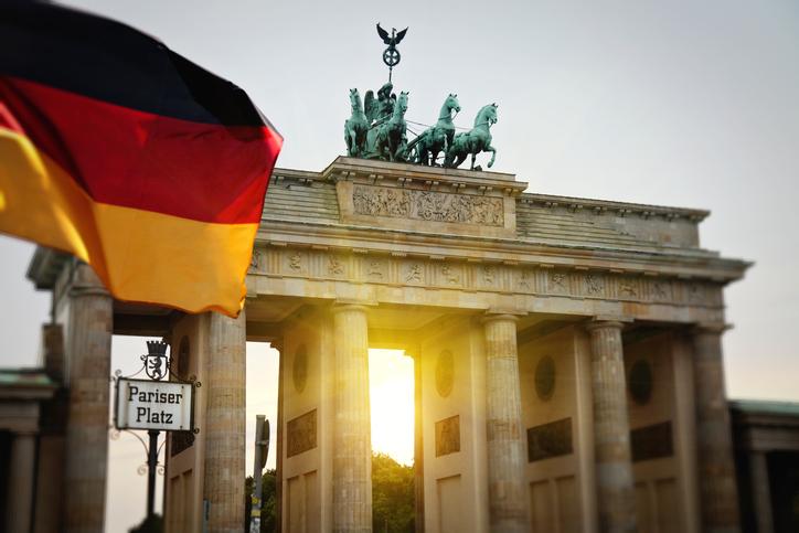 Immagine dei paesi del mondo: Germania al Top
