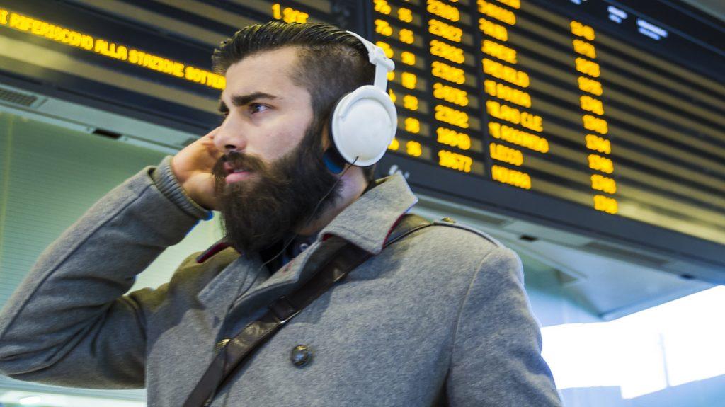 Malanni da pendolare: cuffie anti-rumore