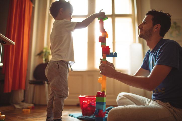 Giocare coi bambini: come interagire al meglio