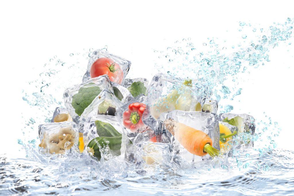 cibo congelato