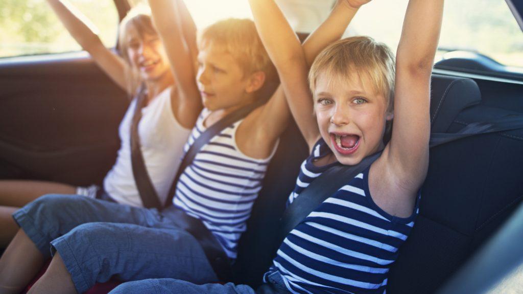 Sicurezza in auto: le cinture posteriori ancora tabù