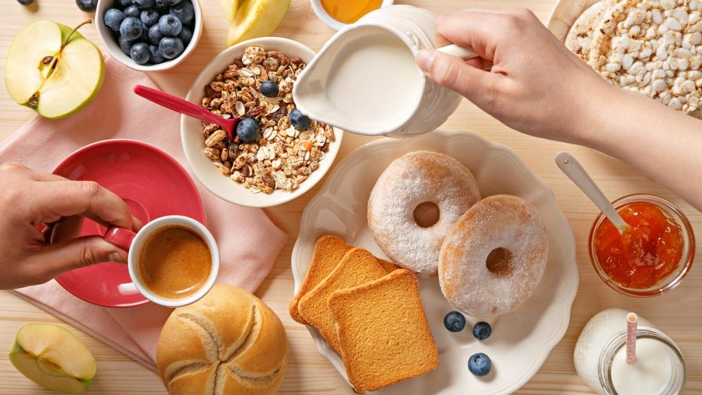 Colazione italiana anche gli stranieri la adottano per for La colazione ha il tuo sorriso