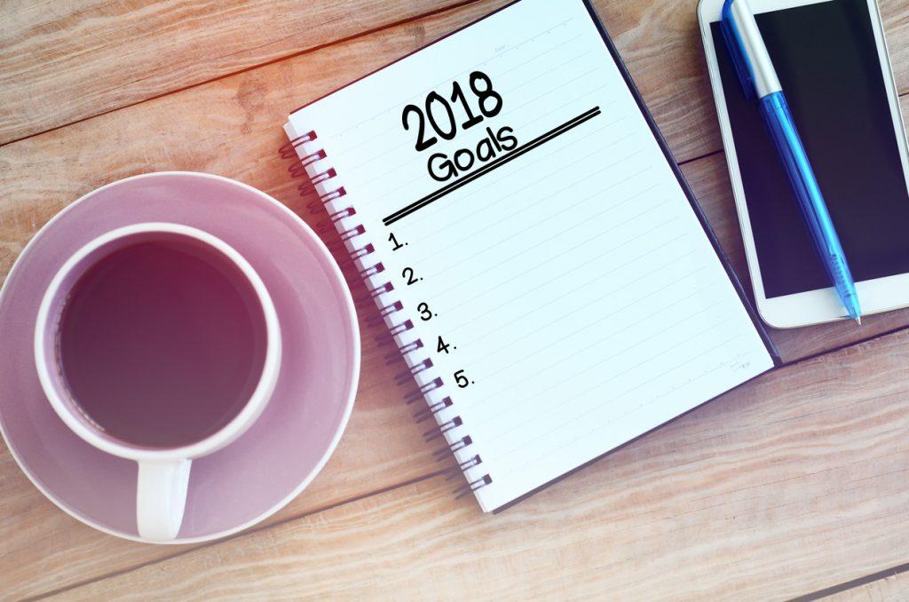 Obiettivi per l'anno nuovo: come raggiungerli?