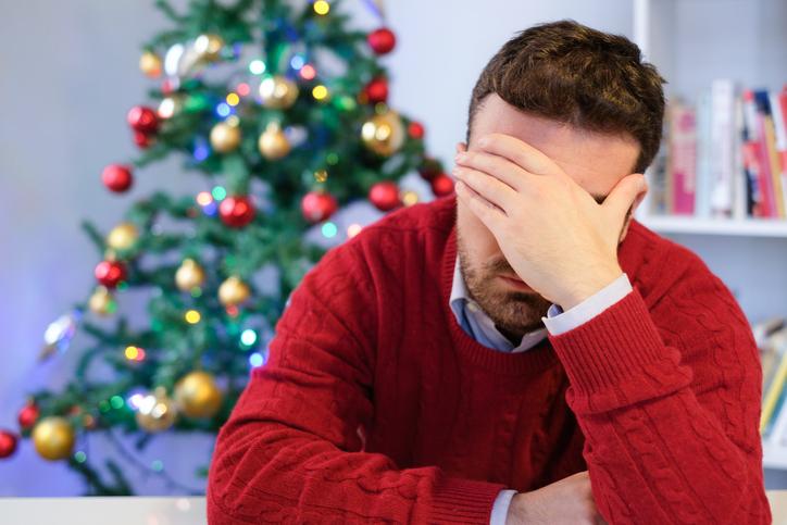 Ansie Natale negli uomini