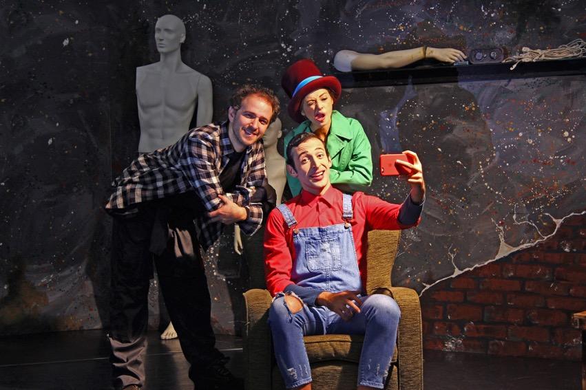 Al Teatro Nazionale il Pinocchio dei giorni nostri