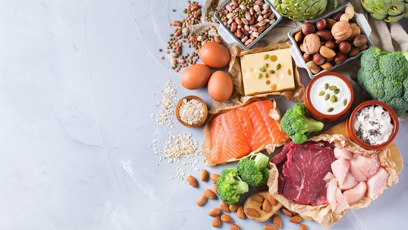 Dieta iper proteica