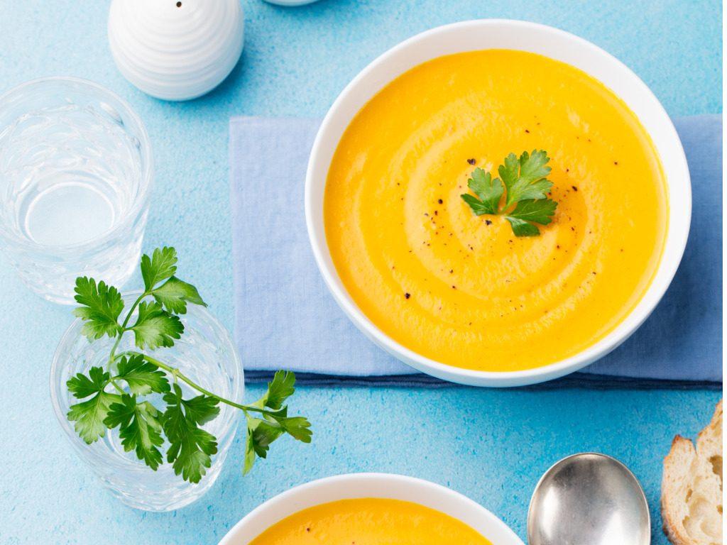 Vellutata di carote, una ricetta 'scaldacuore'