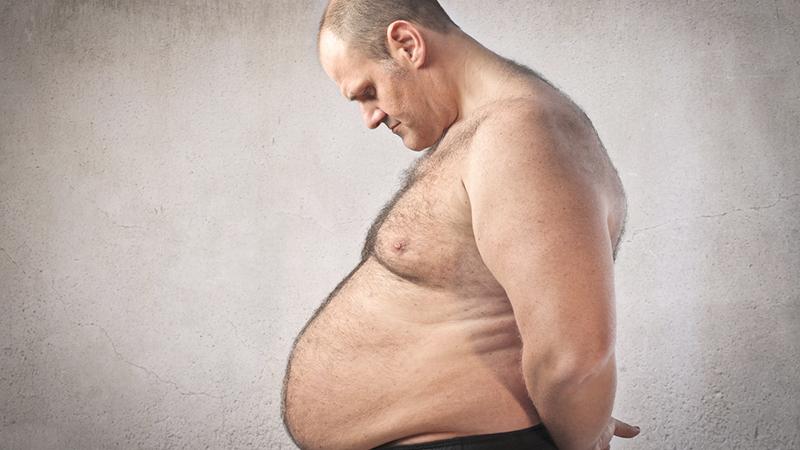 Uomini plus size: il peso per loro non è un problema