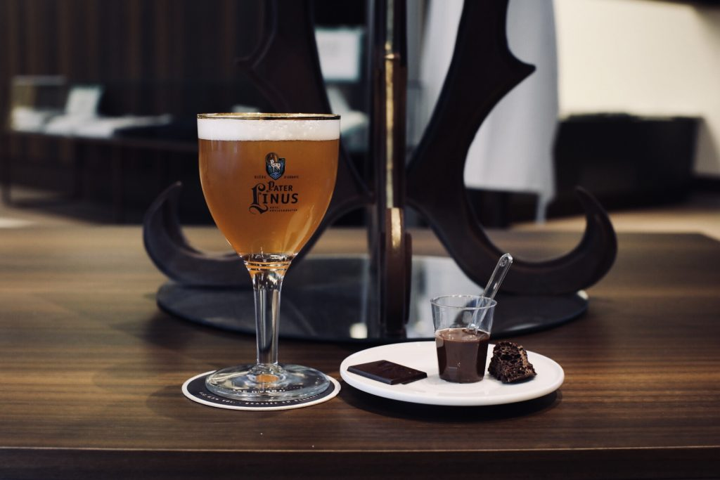 Birra e cioccolato