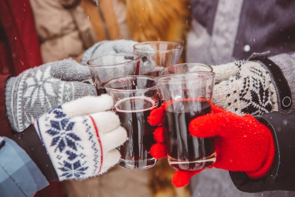 Dieci cocktail da gustare dopo lo sci
