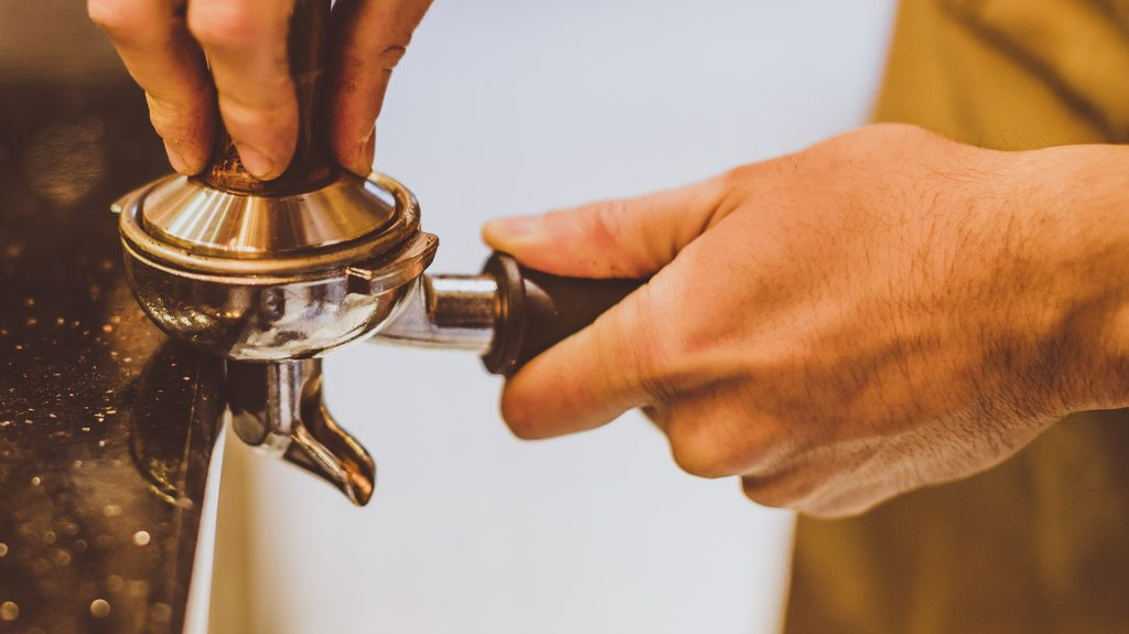 baristi preparazione caffè