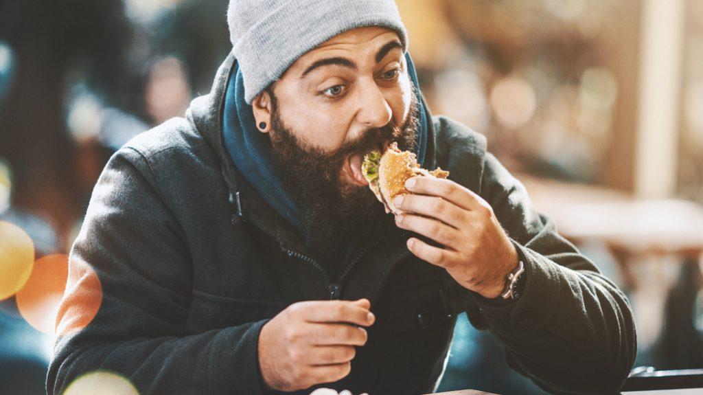 1800 calorie al giorno: le nuove linee guida in GB